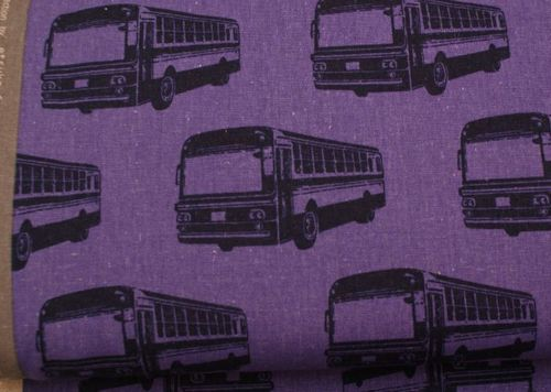 Echino Bus b - purple