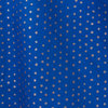 Pocho Petit - Dots on blue - Cotton sateen