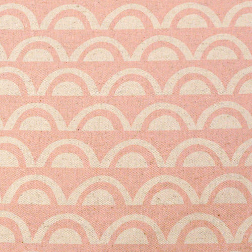 Bridges in pink - Paper collection - Cotton & linen