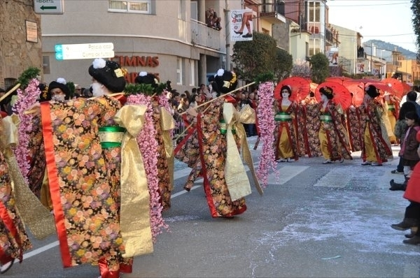 Nunoya supplied the fabric for 30 Geisha kimono for the Palamos carnival. Their seamstress did a fantastic job as they won the top prize.\\n\\n11/08/2013 19:37